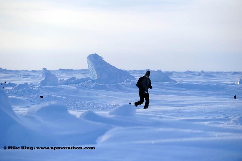 Préparation pour le Marathon du Pôle Nord – Step 3 : entraînement en chambrefroide