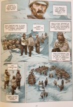 (c) Bertho - Boidin - Editions Delcourt Mirages