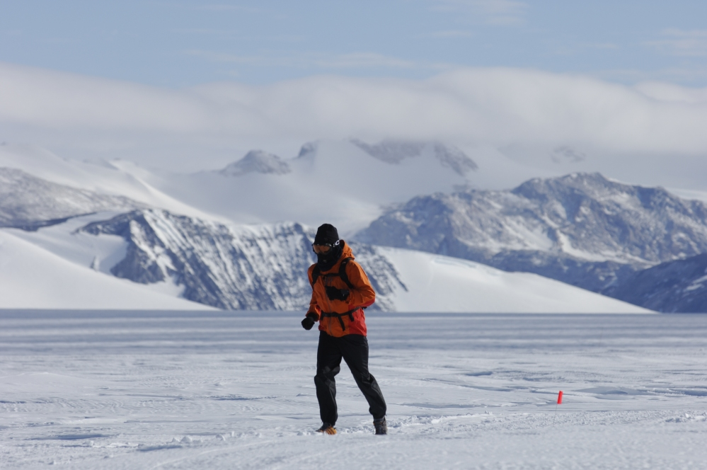 Richard Donovan Antarctic 100k