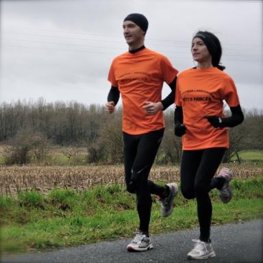 Stéphanie & Jérémie - Running Association Petits Princes