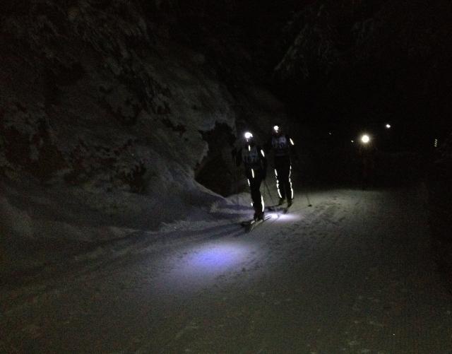 Steph & Jérémie Dynafit Ski Touring 2013