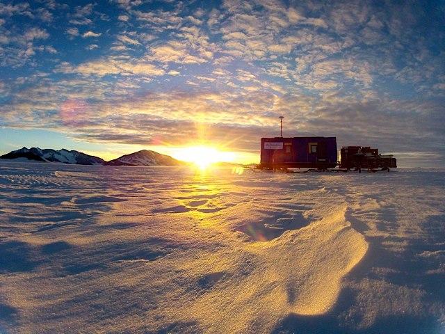 The Coldest Journey - Antarctica