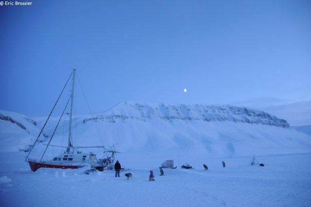 Entretien avec les équipiers de Vagabond – Citoyens de l'Arctique