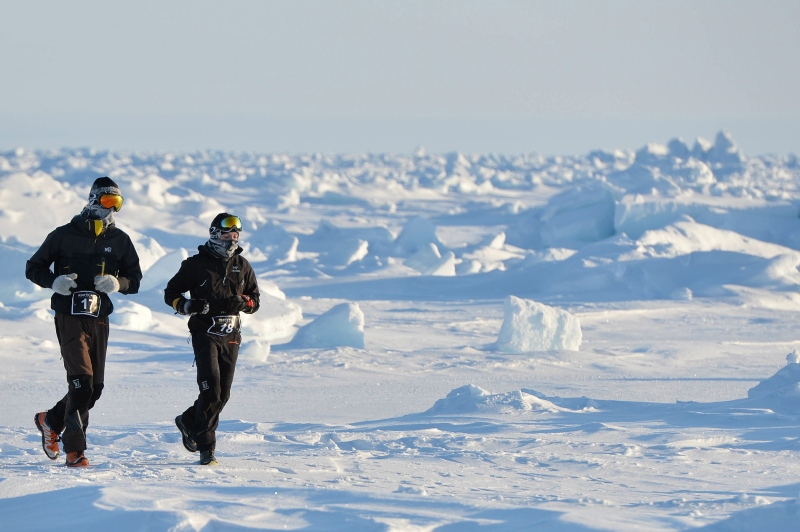 North Pole Marathon 2013 : Merci à tous!