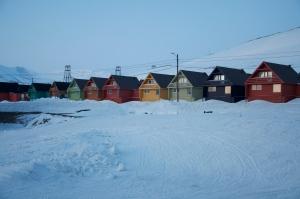Longyearbyen la nuit