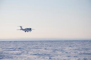 NP Landing Icecap