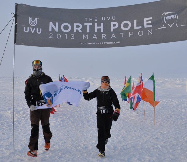 North Pole Marathon 2013