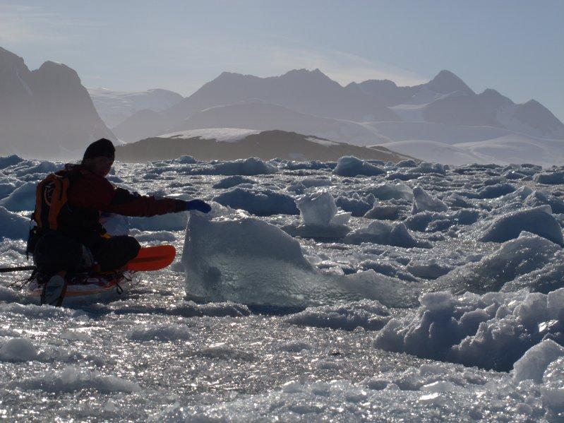 Entretien avec Alban Michon – Plongée au coeur de l'Arctique