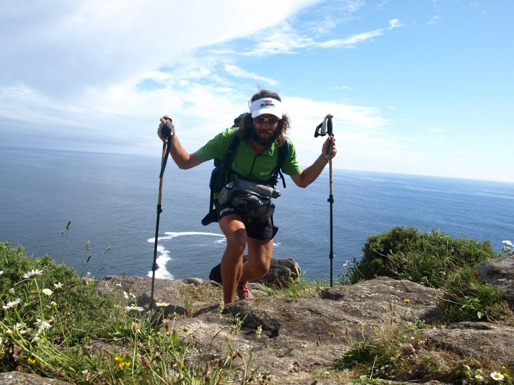 Sylvain Bazin - Ultra Trail