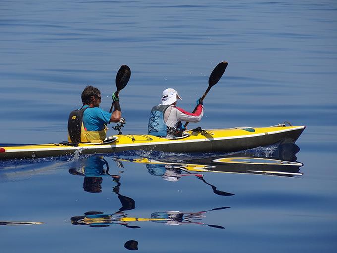 Lionel Daudet DODtour Kayak