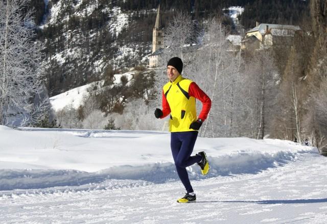 Stéphane Ricard Trail blanc