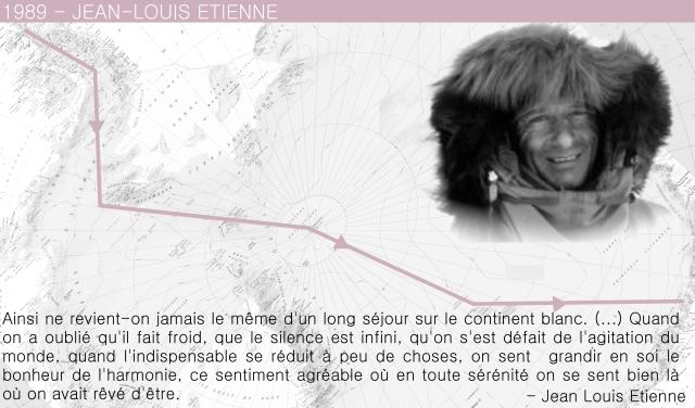 1989 Jean Louis Etienne