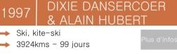 1997 Dixie Dansercoer & Alain Hubert