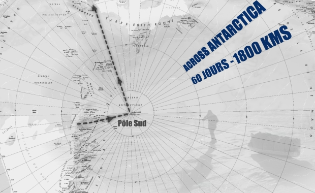 Image Across Antarctica