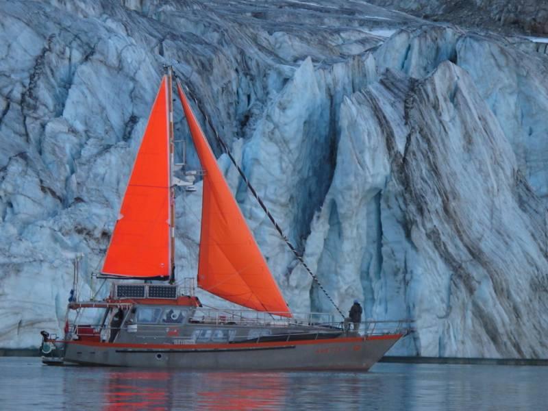 Entretien avec Gilles Elkaïm – Explorateur de l'Arctique