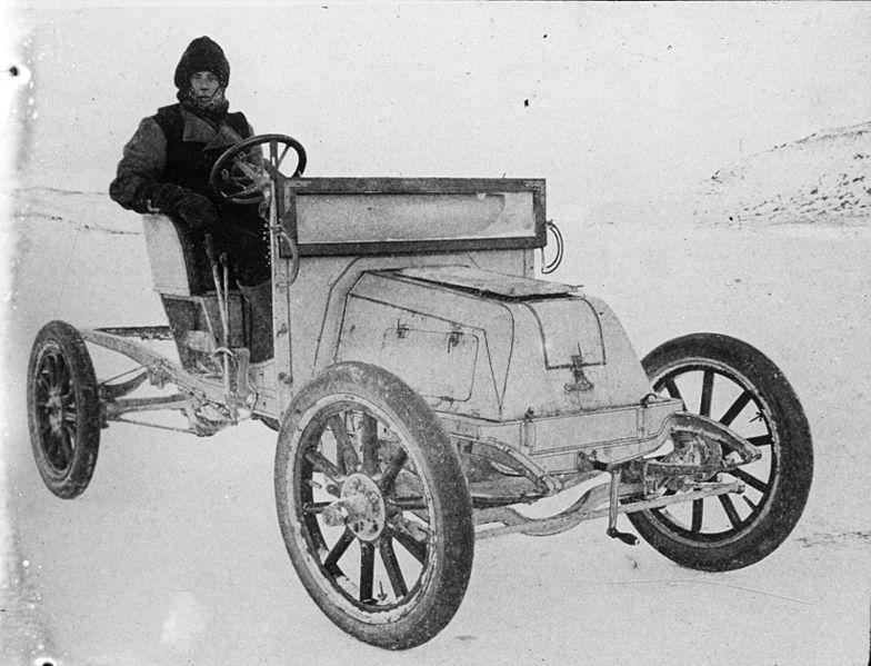 Expe Nimrod - Automobile Nimrod