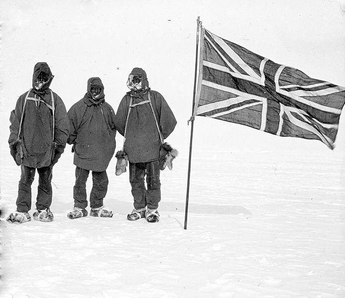 Récit de l'expédition Nimrod de Shackleton(1907-1909)