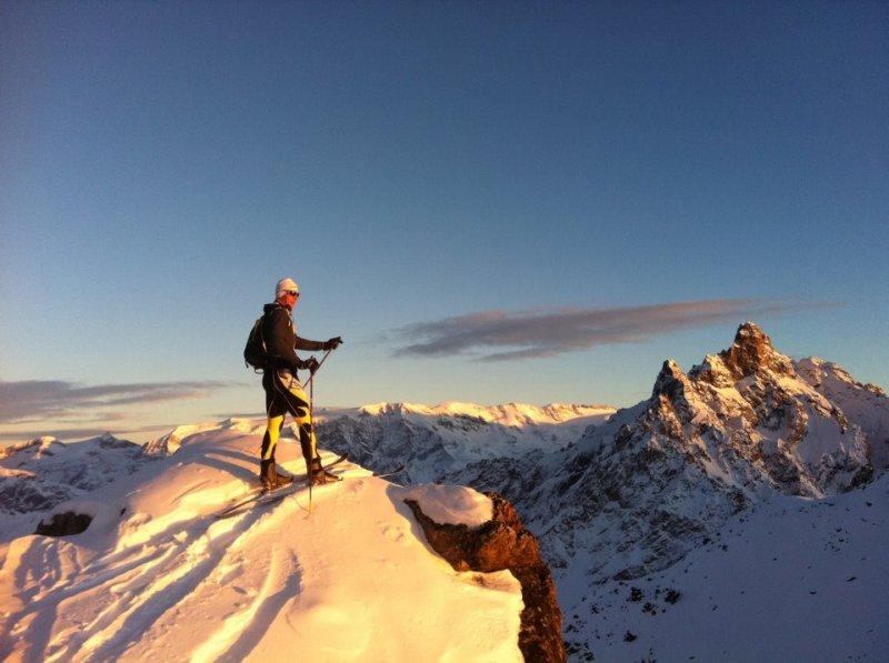 Entretien avec Mathéo Jacquemoud – La passion duski-alpinisme
