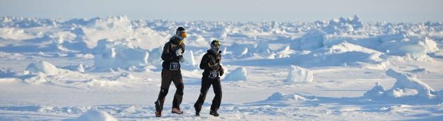 Marathon du Pole Nord